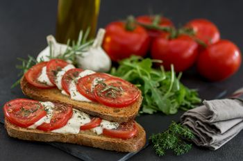 entr e bruschetta l italienne facile r aliser carnivor