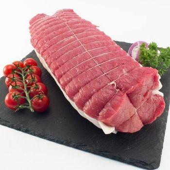 Recette facile plat r ti de boeuf aux oignons - Cuisiner un roti de boeuf ...
