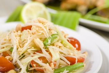 papaya salade thai